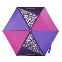 Step by Step Regenschirm Purple & Rose, Magic Rain EFFECT