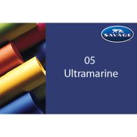 Savage Hintergrundpapier Ultramarine 1.36x11m