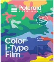 Polaroid Originals I-Typ Color Camo Edition (no battery)