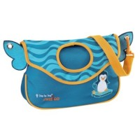 Step by Step JUNIOR Kindergartentasche Alpbag Girls, Little Penguin