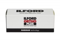 Ilford Ortho Plus 80, 120