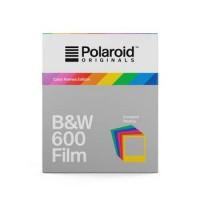 Polaroid Originals B&W Film für 600 Hard Color, 8 Blatt