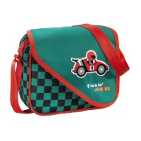 Step by Step JUNIOR Kindergartentasche Alpbag, Little Racer