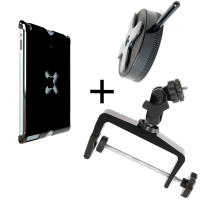Tether Tools iPad 3&4 Utility Mounting Kit: Wallee+EasyGrip XL