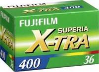 Fujifilm Superia 400, 135/36