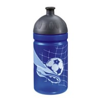 Step by Step Trinkflasche Soccer Team, Blau