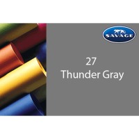 Savage Hintergrundpapier Thunder Gray 1.35x11m
