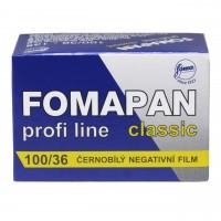 Foma Fomapan 100, 135/36