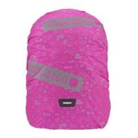 coocazoo Regenhülle WeeperKeeper, Pink-Reflect