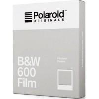 Polaroid Originals B&W Film für 600, 8 Blatt