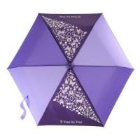 Doppler Regenschirm Purple, Magic Rain EFFECT