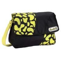 LURCHI Kindergartentasche schwarz gelb