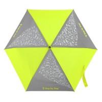Doppler Regenschirm Neon Yellow
