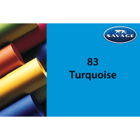 Savage Hintergrundpapier Turquoise 2.72x11m