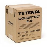 Tetenal Colortec E-6, Entwicklungskit für Dia Filme, für 2,5 Liter