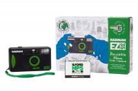 Harman Kompaktkamera EZ-35 mit Motor, Set mit 1 Film