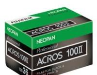 Fujifilm Neopan Acros II, 135/36