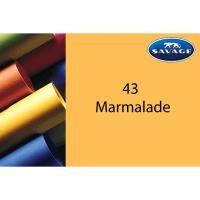 Savage Hintergrundpapier Marmalade 1.36x11m