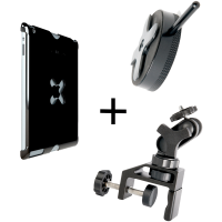 Tether Tools iPad 2 Utility Mounting Kit: Wallee + EasyGrip ST