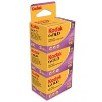 Kodak Gold 200 Triopack, 3x 135/36