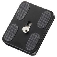 Hama Schnellkupplungsplatte für Dreibeinstativ Trekking Duo, 160 - Ball