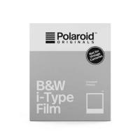 Polaroid Originals I-Typ B/W Schwarzweiss (no battery)