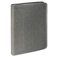 Hama est. 1923 Tablet-Organizer A4 Hannover, Light Grey