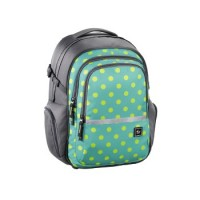 All Out Rucksack Filby, Mint Dots