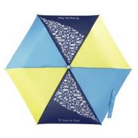 Step by Step Regenschirm Blue & Yellow, Magic Rain EFFECT