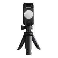 Hama Smartphone-Ministativ Pocket, 5 cm, Schwarz
