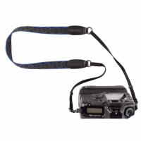 Think Tank Camera Strap black/blue V2.0