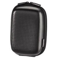 Hama Kameratasche Hardcase Carbon Style, 60 L, Schwarz