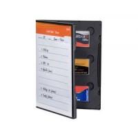 Gepe Card Safe Store für CF-Karten, schwarz