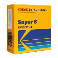 Kodak Ektachrome Super 8, 15 Meter