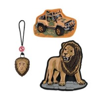 Step by Step MAGIC MAGS Schleich, Wild Life, Lion