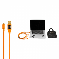 Tether Tools Starter Tether. Kit w/ USB 2.0 Micro-B 5 Pin