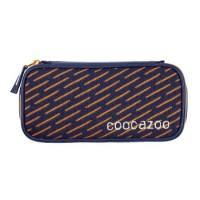 coocazoo Schlamperetui PencilDenzel, FreakaSneaka Orange Blue