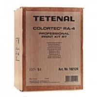 Tetenal Colortec RA-4, Entwicklungskit für Color Papier, für 5 Liter