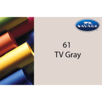 Savage Hintergrundpapier TV Gray 1.35x11m