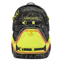 coocazoo LED Neon Pull-Over GuardPart, Gelb