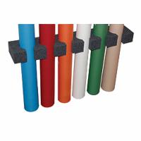 Savage Papierrollenwandhalter aus Kunststoff für 12 Rol.