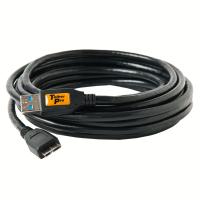 TetherPro USB 3.0 A / Micro B 4.6m/15' black
