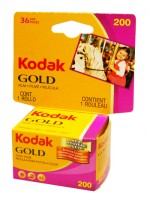 Kodak GB 135-36 Gold 200 Carded