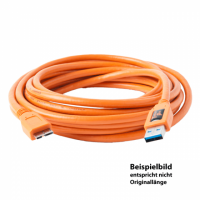 Tether Tools TetherPro USB 3.0 A/Micro-B 1.8 Meter orange