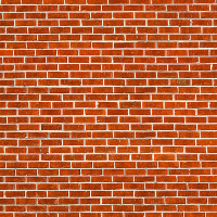 Savage Floor Drop - Red Brick 2.4m x 2.4m