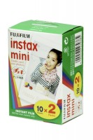 Fujifilm Instax Color Mini Duo Pack (2x10 Blatt)