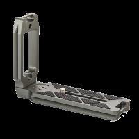 3 Legged Thing QR11-LG L-Bracket Grey