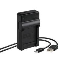 Hama USB-Ladegerät Travel für Sony NP-BG1/FG1