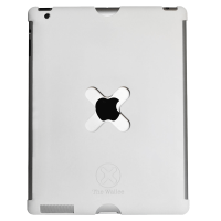 Tether Tools Wallee iPad Case (3rd Generation) WHT