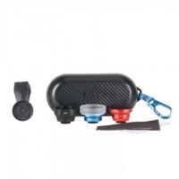 SIRUI WFM-01KRB Vorsatzlinsen Set 18-WA schwarz / FE rot / MC-02 blau im Case mit Clip